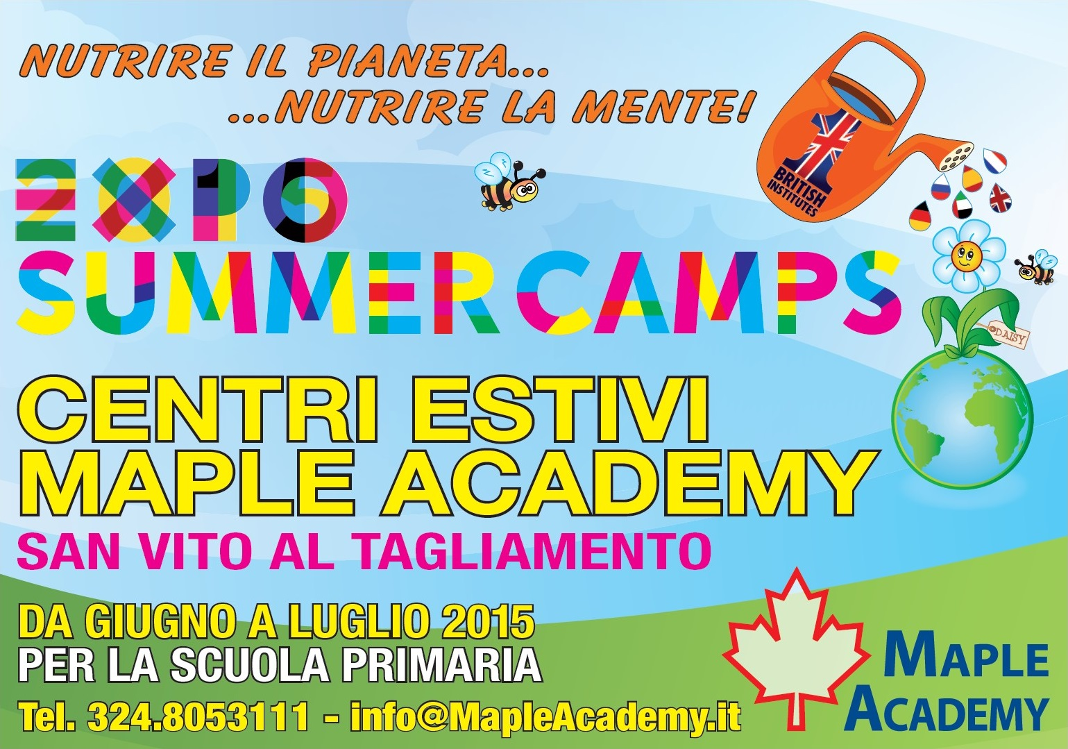 Expo Summer Camps 2015 Maple Academy