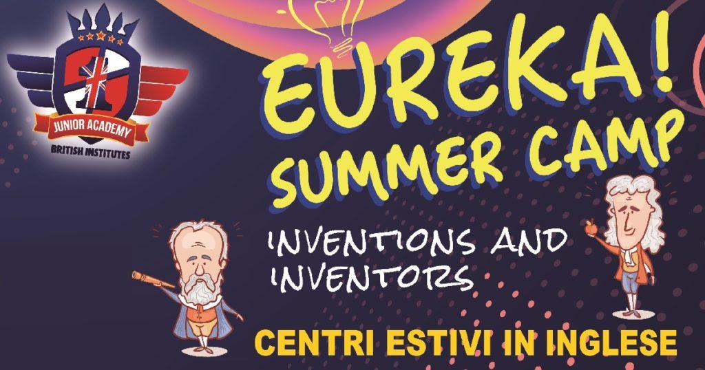 Copertina Summer Camp 2019